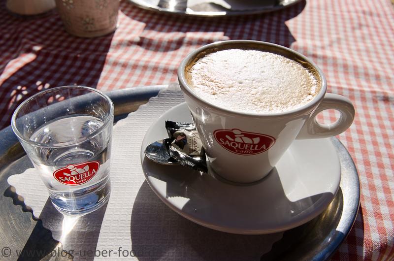 Cappuccino von Saquilla