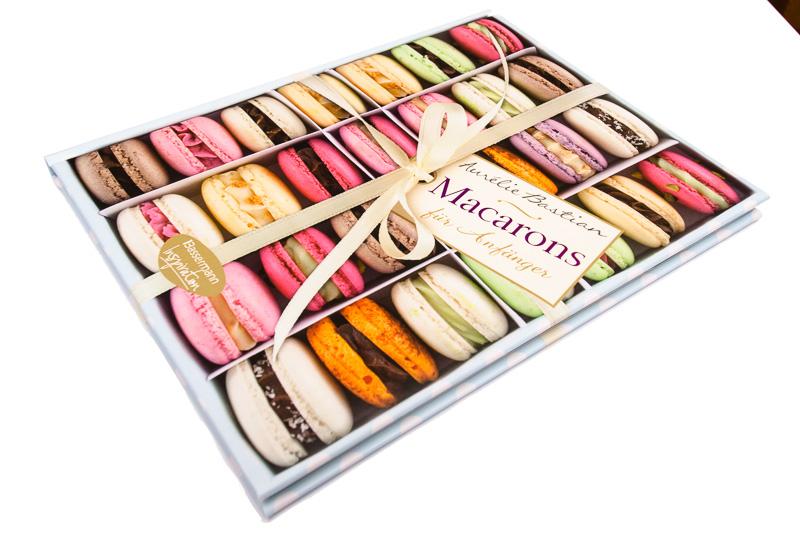 Backbuch: Macarons für Anfänger von Aurelie Bastian