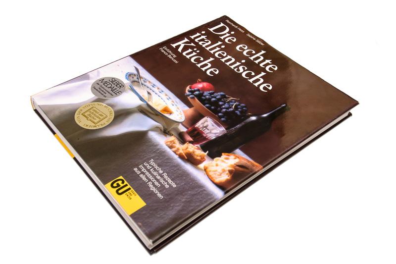 Kochbuch: Die echte italienische Küche