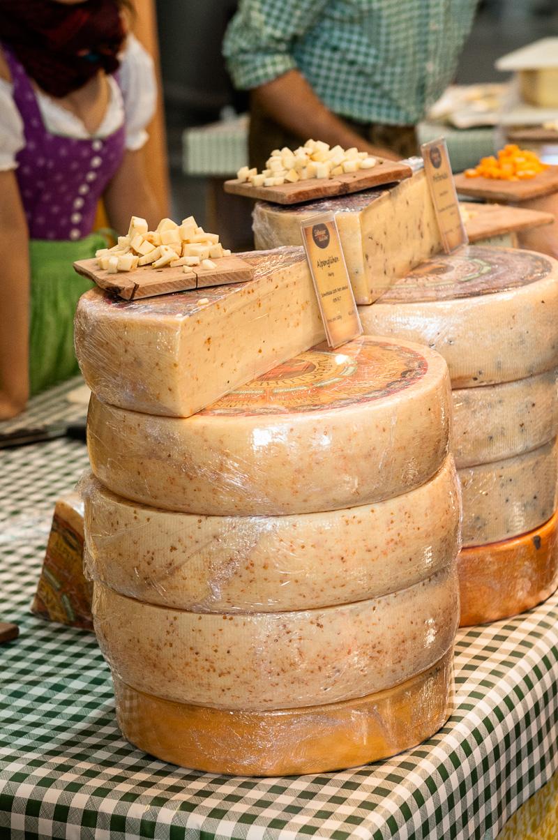 Käse von der Alm