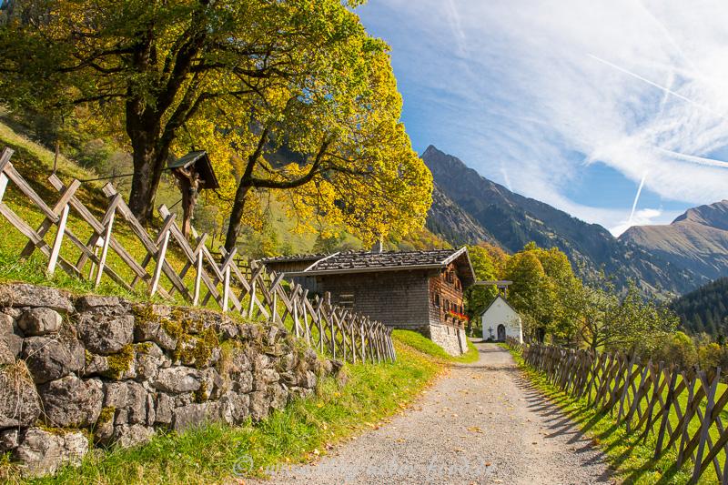 Bergbauern-Dorf Gerstruben