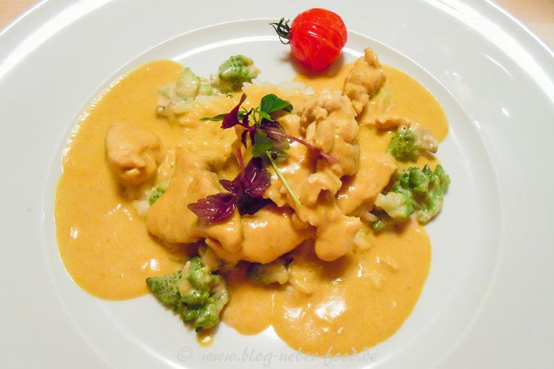 Curry von der Landpute