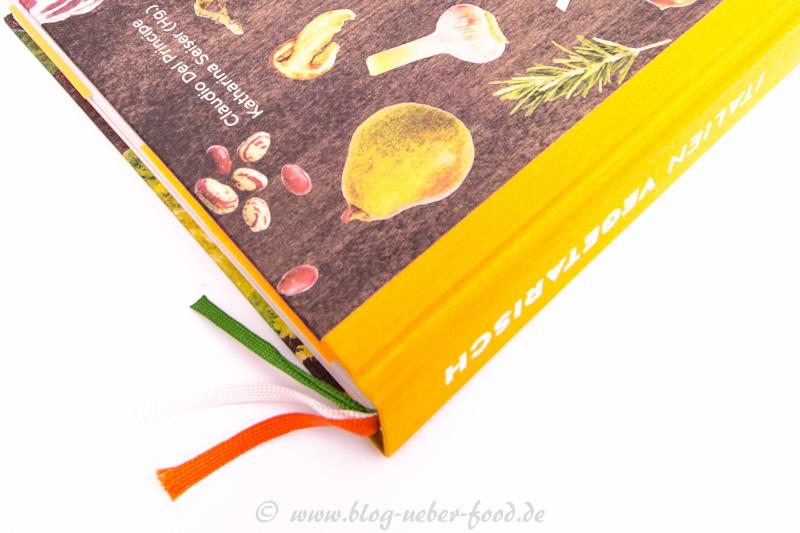 Lesezeichen Kochbuch