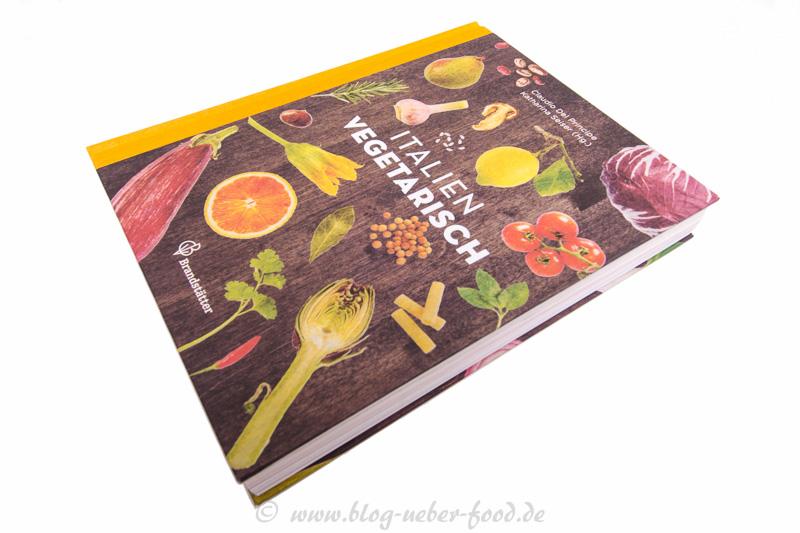 Kochbuch: Italien Vegetarisch