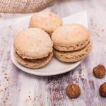 Macarons mit Haselnuss